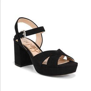 Sam Edelman Women's Jolene PlatformBlack Size 8.5